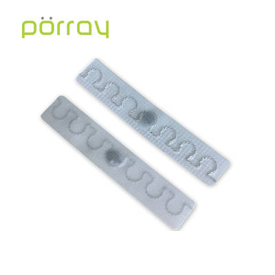 Washable UHF RFID Laundry Tag For Textile