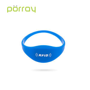 Good quality Silicone RFID Wristband For Access Control Applications