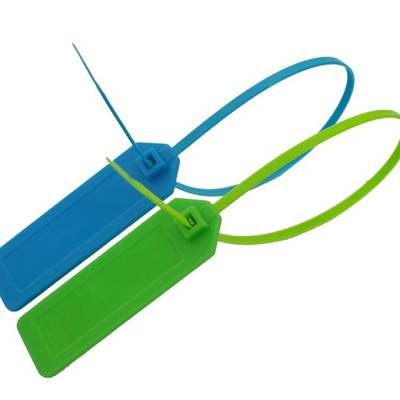 China supplier the best price security plastic rfid steel seal tag