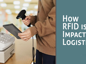 How is rfid tagging system Impacting Logistic