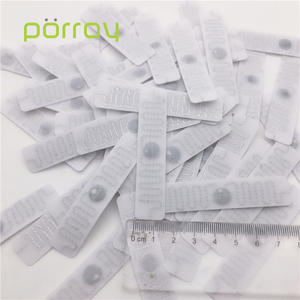 High temperature resistant uhf rfid laundry tag for linen management