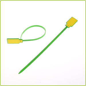 Factory Price Plastic RFID Cable Tie Tag For Asset Management