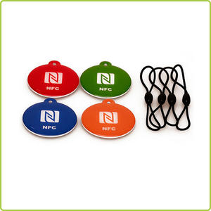 Customized Waterproof NFC RFID Epoxy Tag