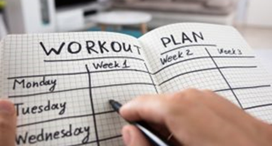 How to Make an Exercise Plan