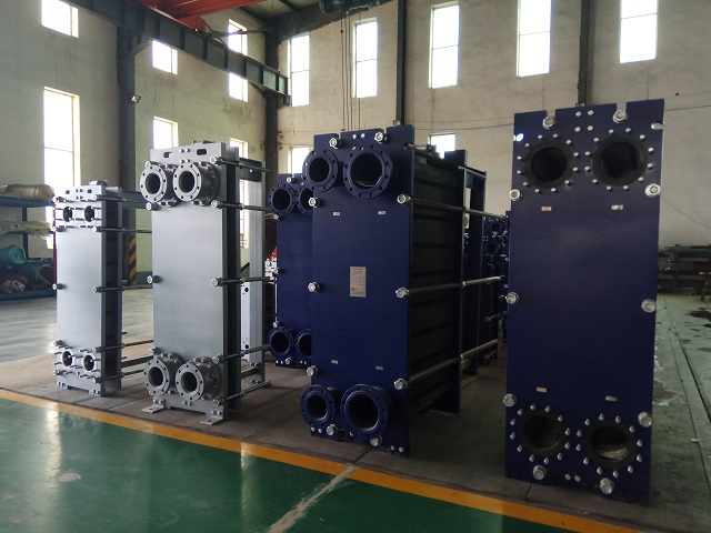 One-stop Supplier of Gasket Type Plate Heat Exchangers and Spares