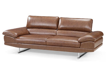 Sofas 0876 Genuine Leather Couches