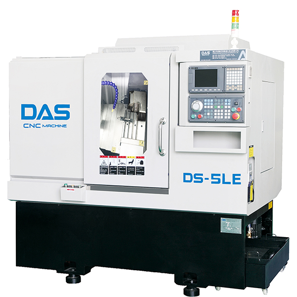 DS-5L Precision Multi Function CNC Turning Lathe For Motor Shaft Accessories
