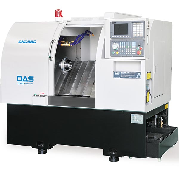 CNC36C Horizontal CNC Lathe Make In China For Processing Industry