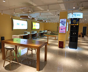 China Telecom-Electronic Backlit Displays And Fixtures