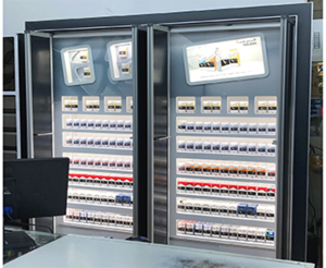 One Plus - Retail Display Cabinets Manufacturer