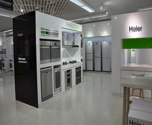Haier | Retail Display Furniture, Store Display Furniture