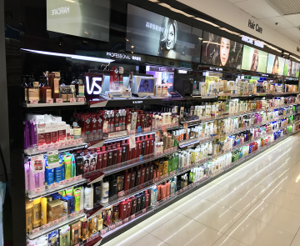 FMCG Digital End Cap Display Supplier|HK One Plus Display Products
