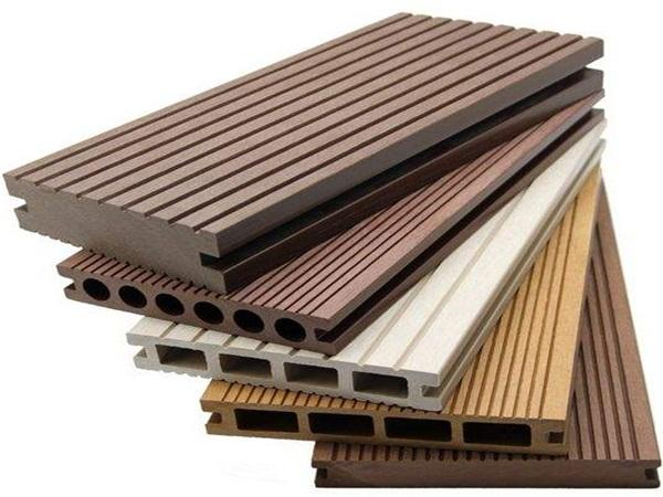 WPC (wood plastic composite) board used for wall & floor