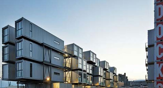 Modular House Container can generally reduce construction water consumption