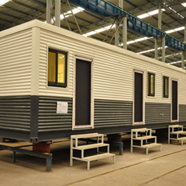The significant advantage of Mobile container house is that it is convenient for overall movement