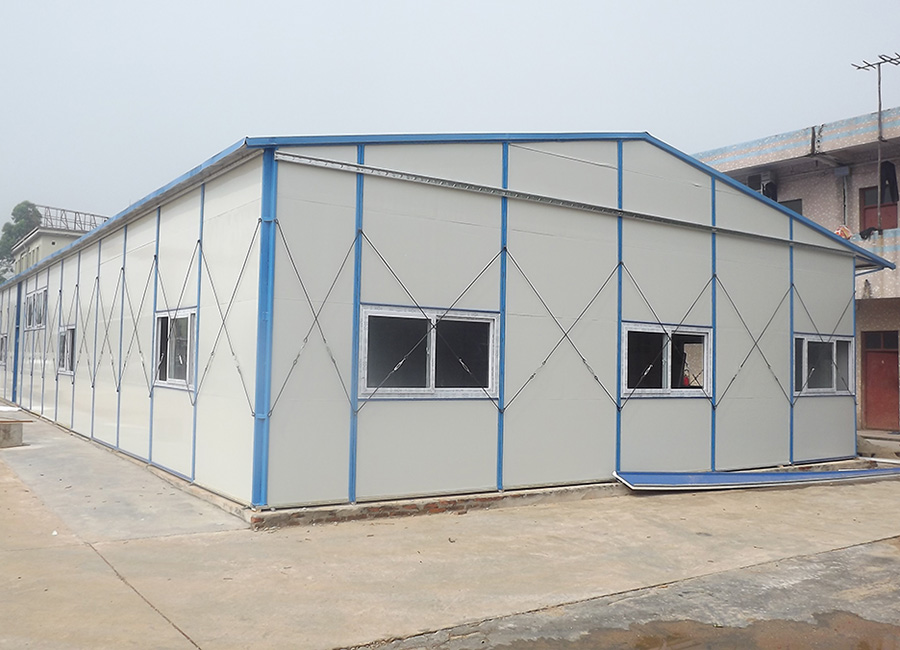 Attentions of Using Prefabricated Houses