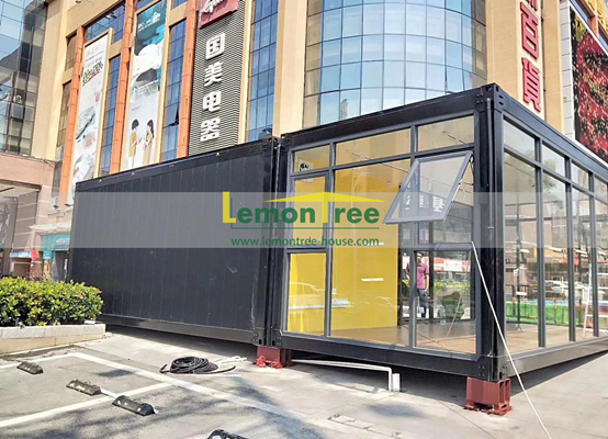 Which is better, container houses and prefabricated house?