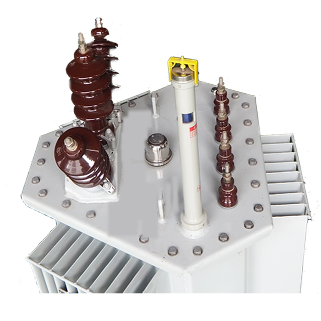 S-M-.RL Series Three-dimensional Wound Core  Oil-immersed Distribution Transformer