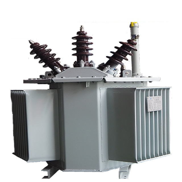 S-M-.RL Series 10/20kV Three-dimensional Wound Core  Oil-immersed Distribution Transformer