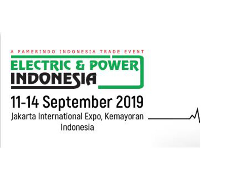 NBT Attends Electric, Power & Renewable Energy Indonesia 2019