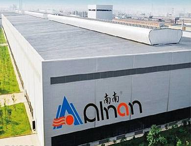 Alnan Aluminium co., Ltd.