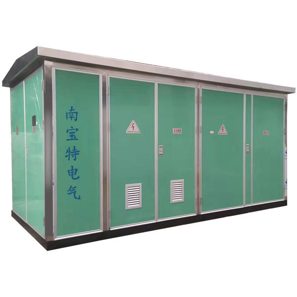 Prefabricated Compact Substation