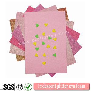 EVA Iridescent splendeat, p / p Eva artes / Sheet polyethylene