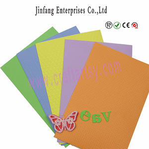 Embossed eva foam sheet / Texture eva foam sheet