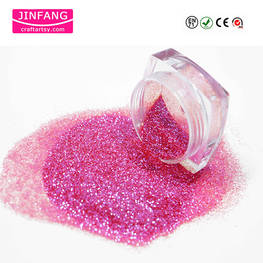 Rainbow roz Glitter Powder