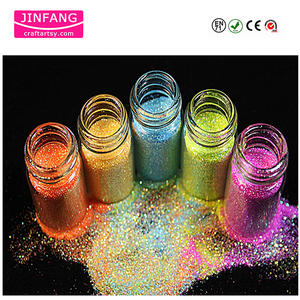 Glitter Fluorescent Powder