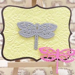 Craft Cutting die for Dragonfly
