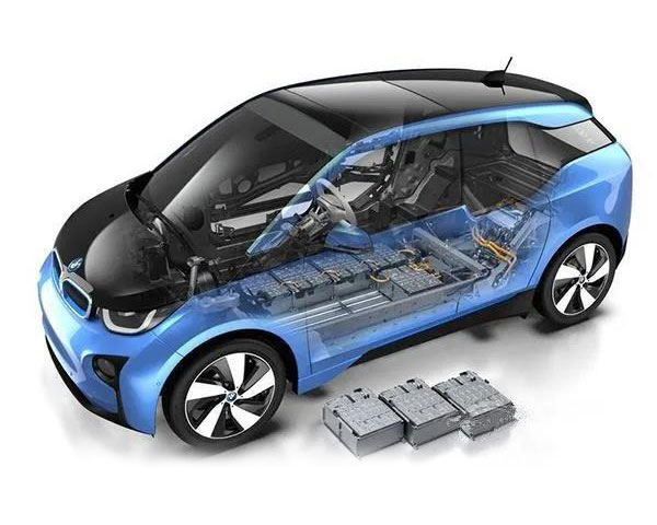 Organosilicon materials help the rapid development of new energy vehicles