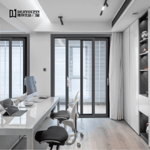 D141 Aluminum Sliding Glass Door