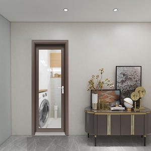 Aluminum Pivot Door D80 Pivot Door/ 80 Bathroom Door