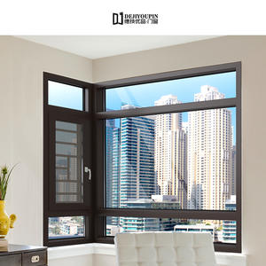 W112B Aluminum Swing Window