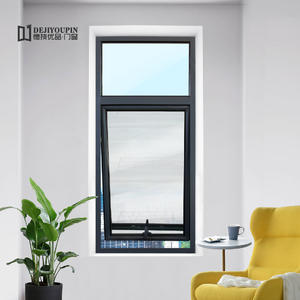 W50 Aluminum Clad Casement Windows