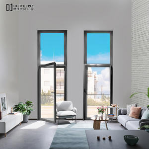 Aluminum casement windows have good heat insulation performance