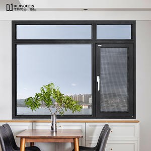 118 Series Aluminum Casement Windows