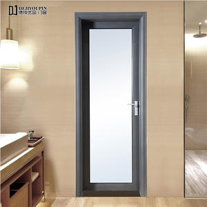 What is aluminum casement door