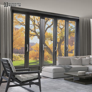 93 Series Thermal Break Aluminum Folding Doors