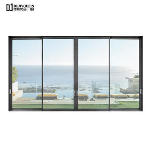 143 Series Aluminum Sliding Door