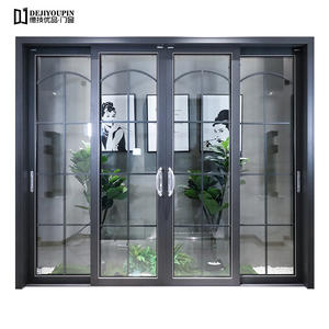 high quality T135D Series Aluminum Sliding Door  manufacturer