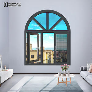 high quality 118 Series milgard aluminum casement windows  wholesaler