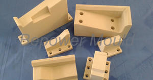 Anodized Aluminum CNC Machined Part