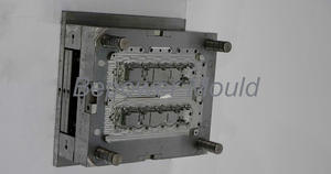 China professional plastic injection mold making manufacturer