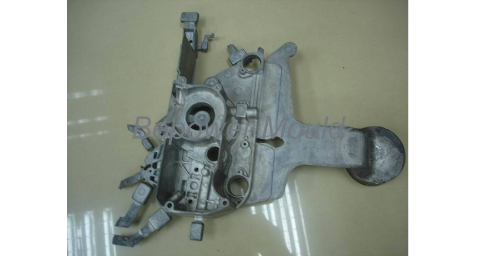 aluminum die casting plastic injection molds