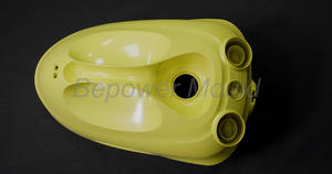 China plastic injection silicone molds for concrete factory
