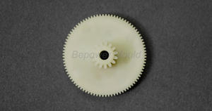 China Injection molding for plastic gears factory