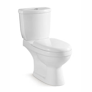 Project Design Floor Flush Two Piece Skirted Toilet