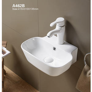 Lavatory Wall Mount Vessel Sink